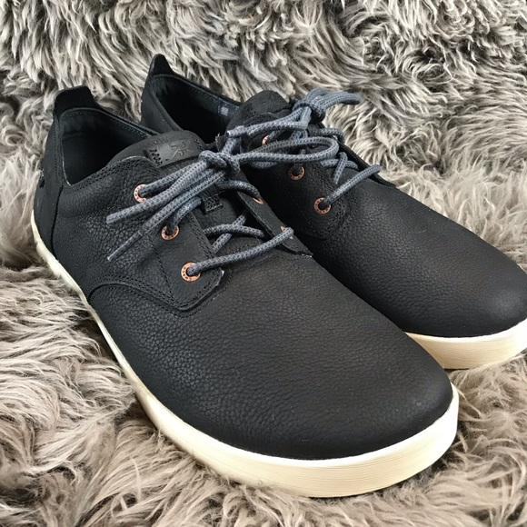 Chaco Davis Lace Leather Shoes Sneakers